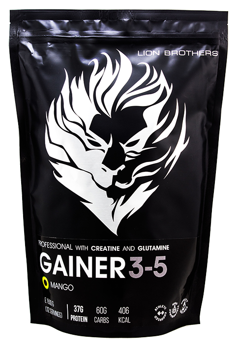Gainer 3-5 Professional, 1500 g